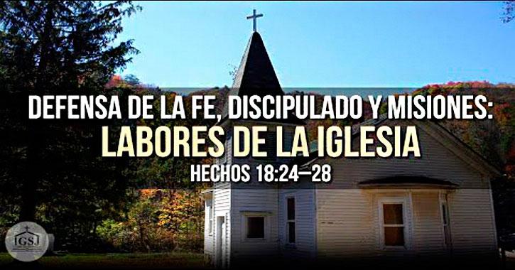 defensa-fe-discipulado-labores-iglesia